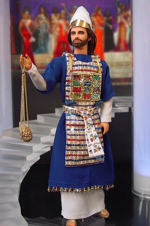 Israel Ancient High Priest Ken