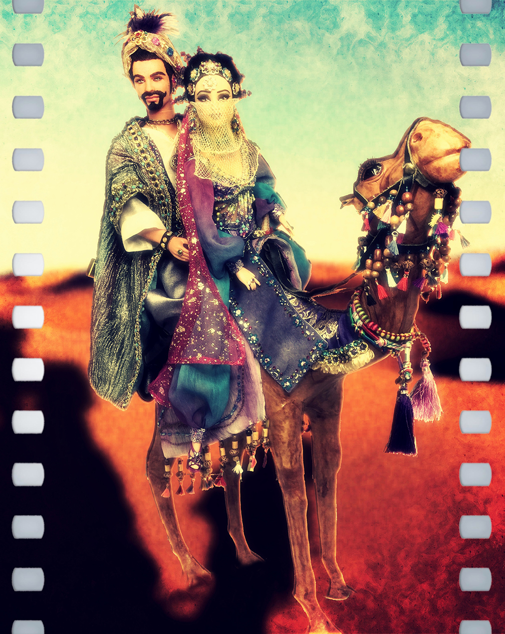 Arabian Nights Duo