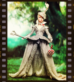 Wizard of Oz Couture Tin Man