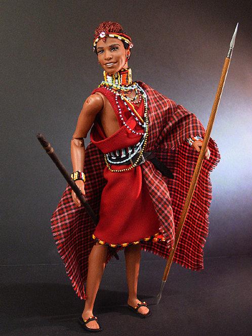 Kenya Masai Ken