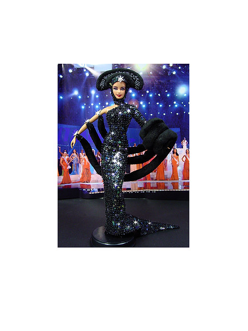 Miss Turkmenistan 2007/08