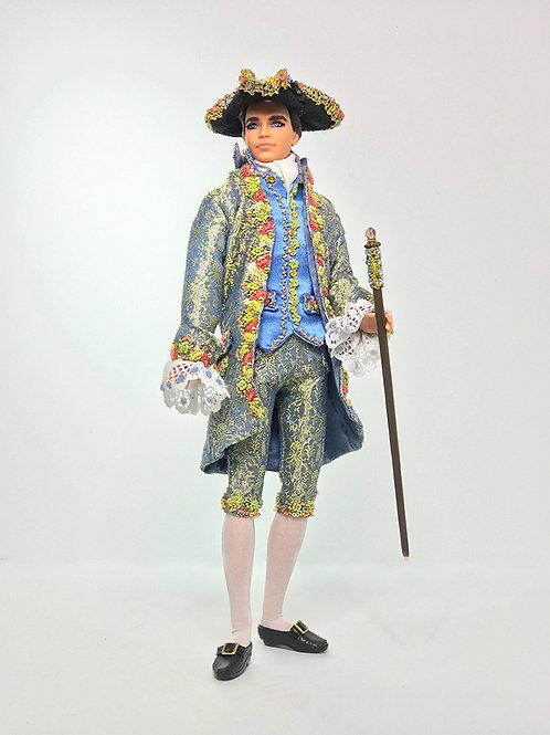 French Aristocrat Ken