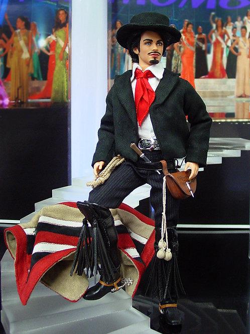 Chile Gaucho Ken