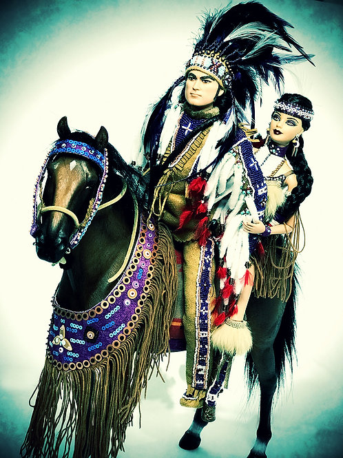 Native American Duo