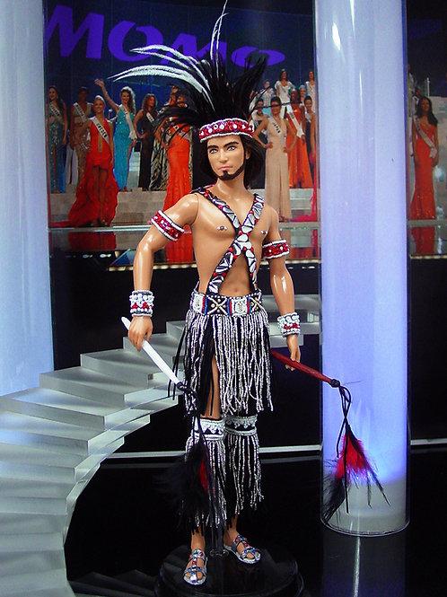 Brazil Carnival Ken