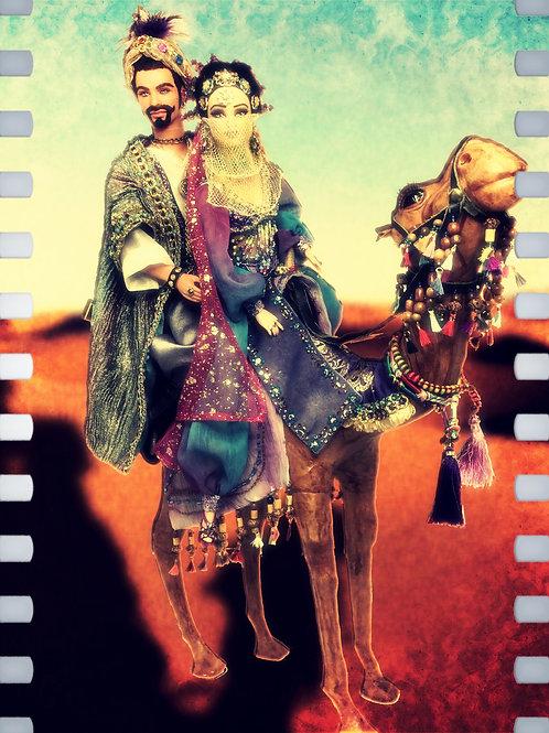 Arabian Nights Duo