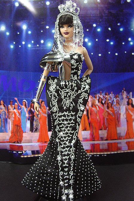 Miss Gibraltar 2007/08