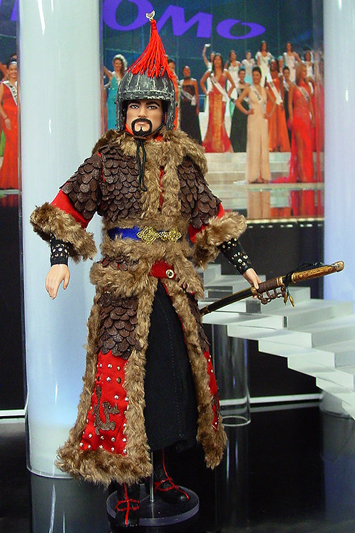 Korea Warrior Ken