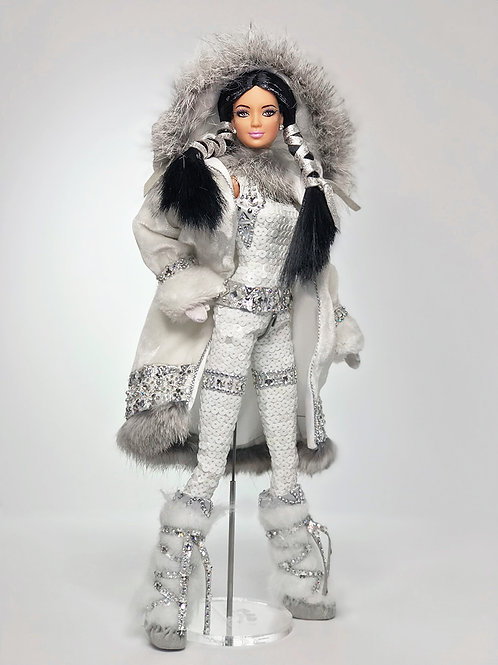 Couture Inuit Duo Barbie