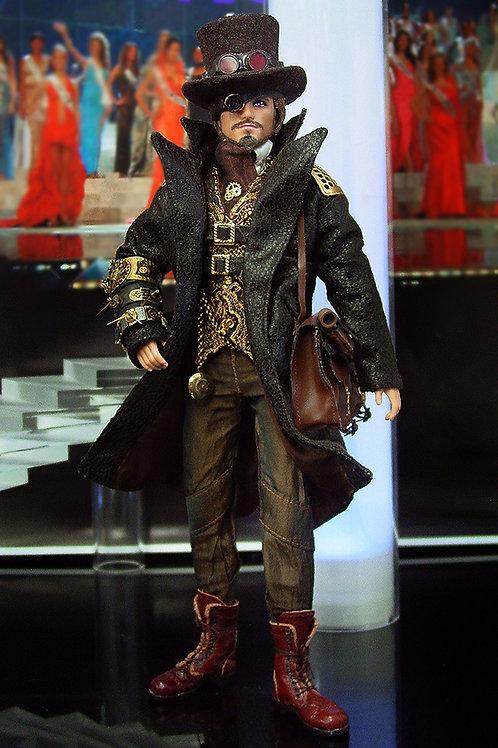 Victorian Steampunk Ken