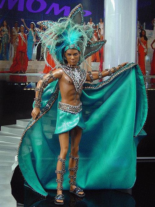 Trinidad & Tobago Carnival Ken