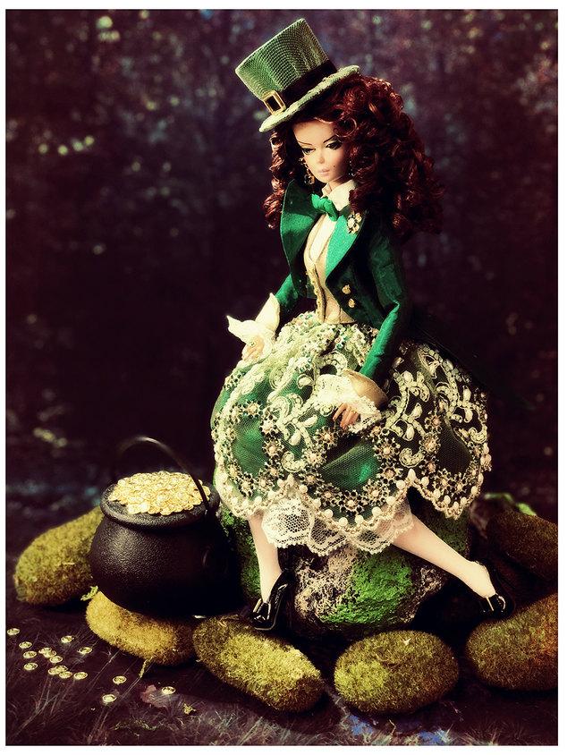 St. Paddy's Day Leprechaun