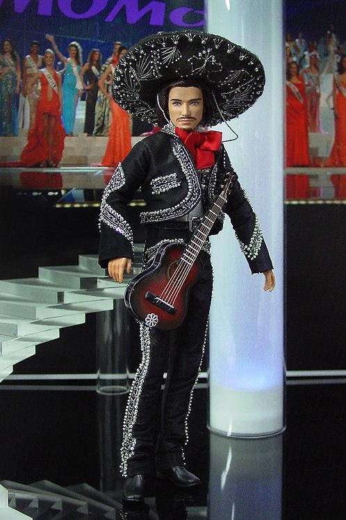 Mexico Mariachi Ken