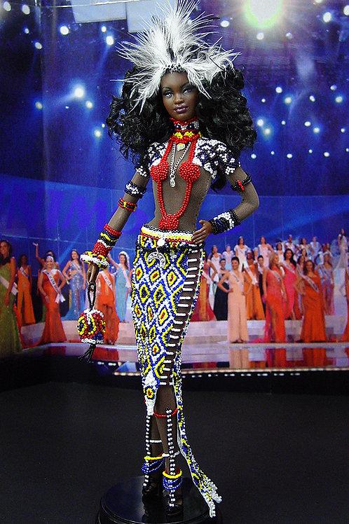 Miss Zambia 2010