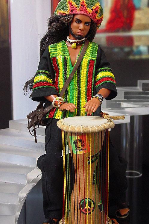 Jamaica Rasta Ken