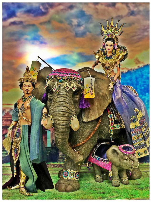Thai Fantasy Duo