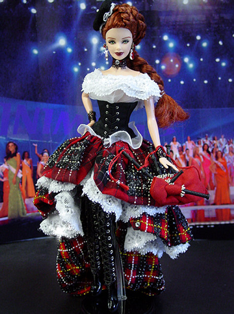 Miss Scotland 2007/08