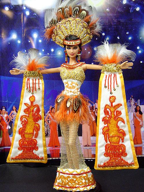 Miss Nicaragua 2007/08