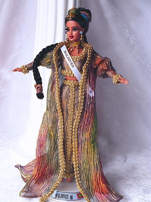 Miss Maldives 1996
