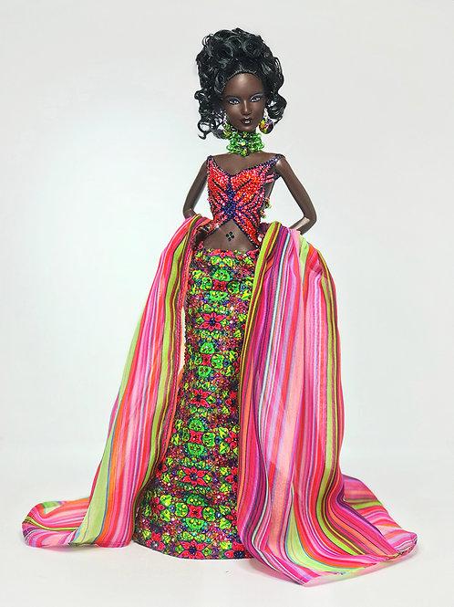Miss Haiti 2017/18