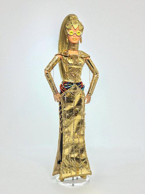 Droid Duo Barbie C-3PO