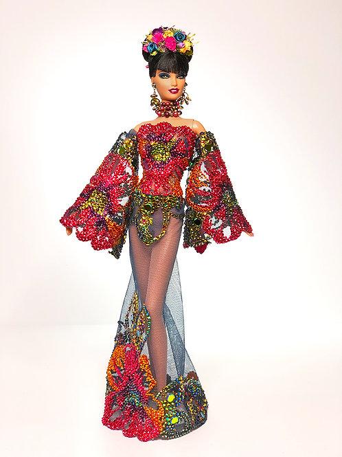 Miss Tahiti 2017/18