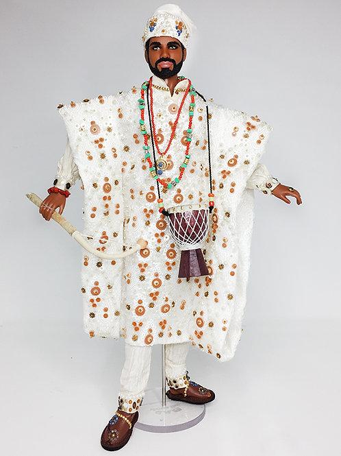 Nigeria Yoruba Ken
