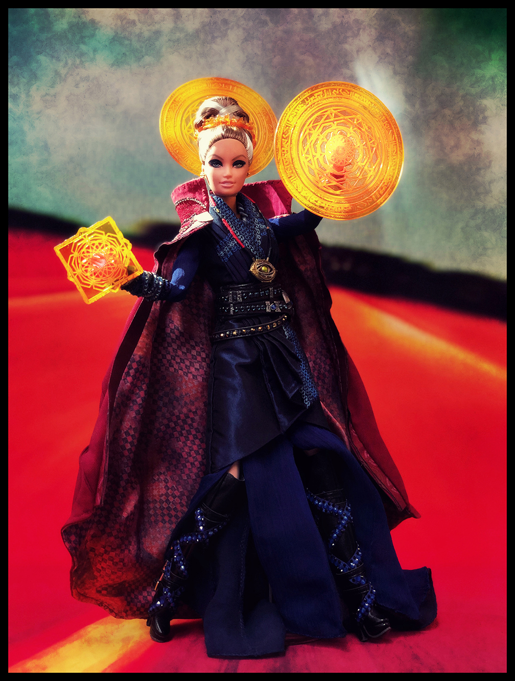 Dr. Strange Barbie