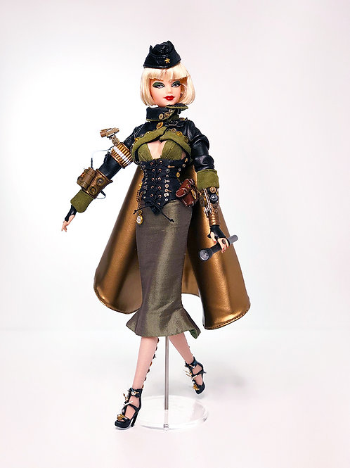 Steampunk Commando Duo - Barbie