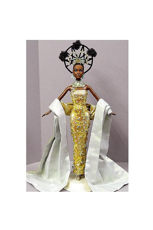 Miss Papua New Guinea 01/02