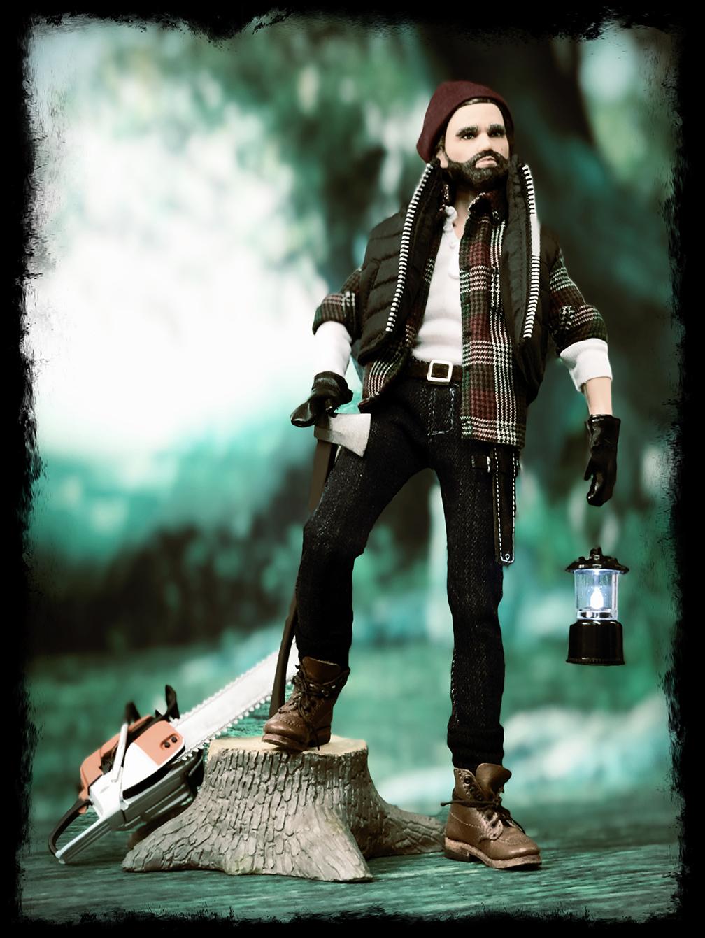 Lumberjack Ken