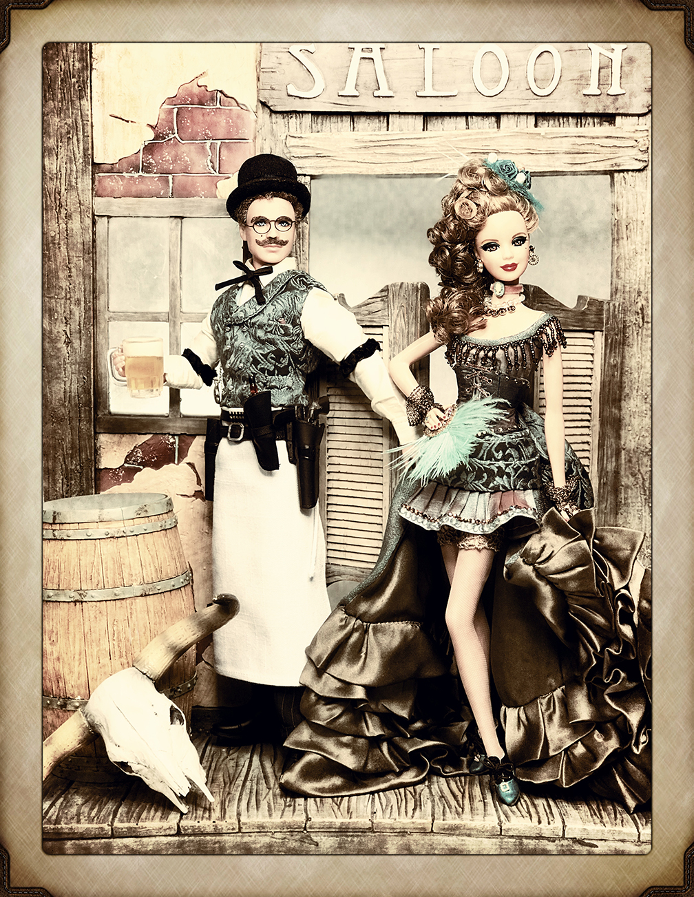 Wild West Saloon Duo