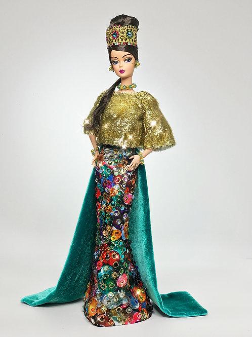 Miss Uzbekistan 2017/18