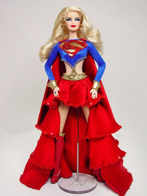 Couture Supergirl Barbie