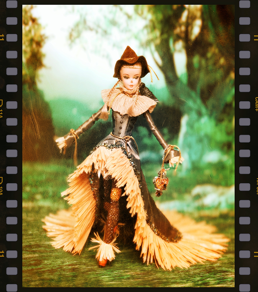 Wizard of Oz Couture Scarecrow