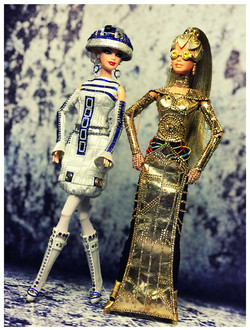 Star Wars Droid Duo
