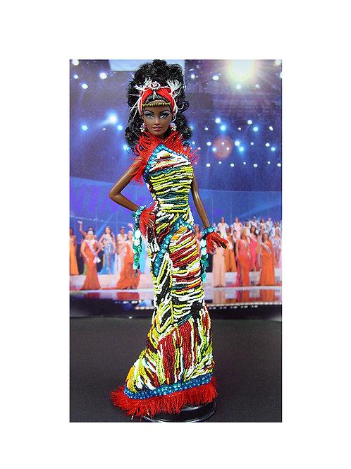Miss Papua New Guinea 05/06
