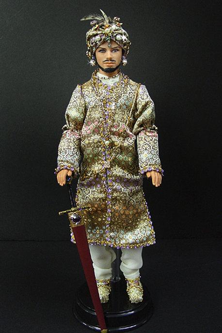 India Maharajah Ken