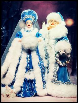 Russian Christmas Duo