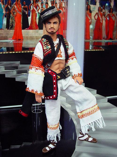 Slovakia Folk Ken