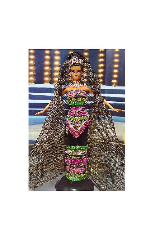 Miss Maldives 01/02