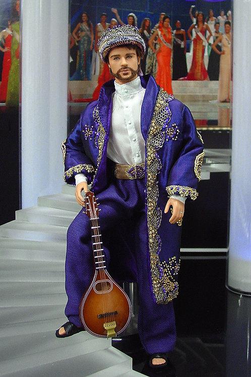 Uzbekistan Royal Ken