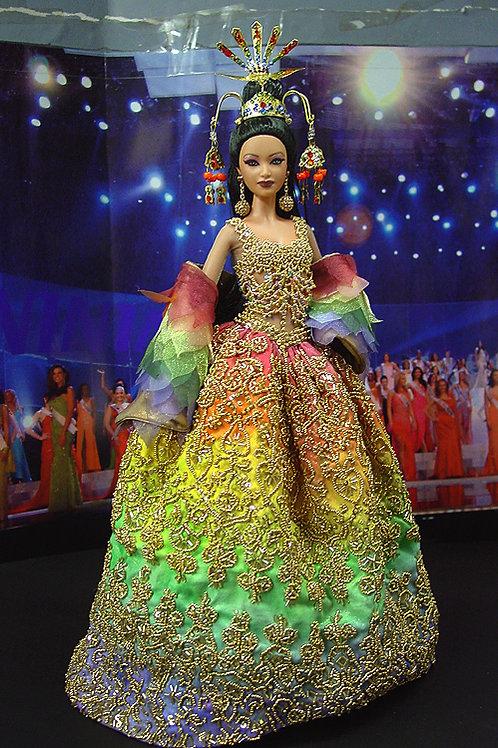 Miss Bali 2010