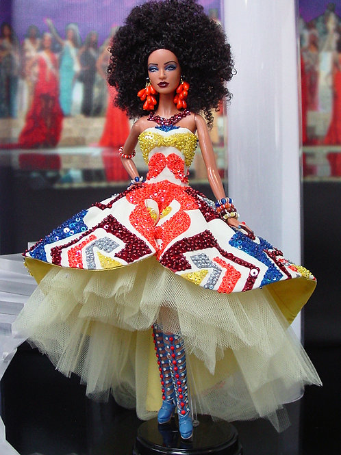 Miss Papua New Guinea