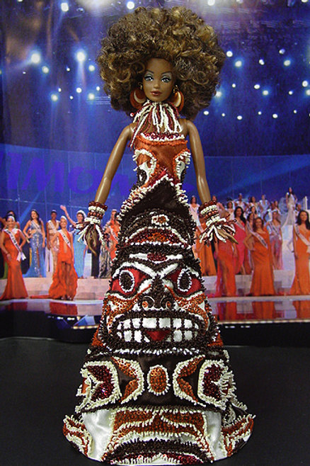 Miss Papua New Guinea 2007/08