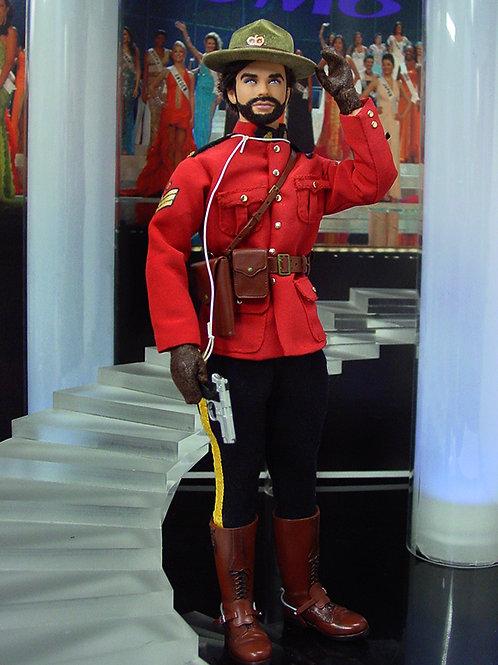 Canada Mountie Ken