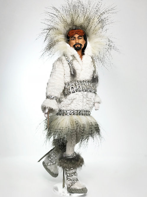 Couture Inuit Duo Ken