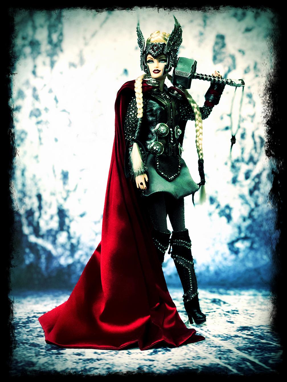 Thor Barbie