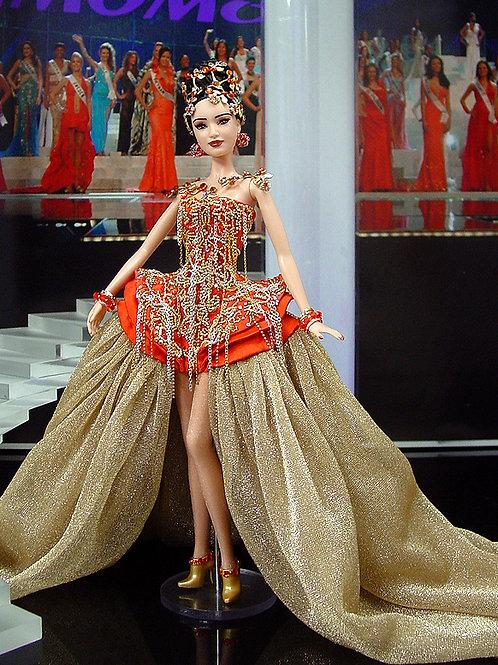 Miss Kyrgyzstan 2012