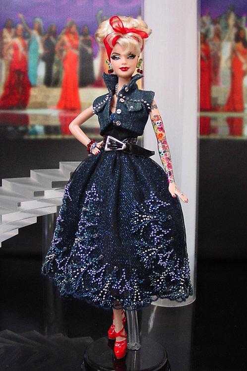 Rockabilly Barbie (and Ken)